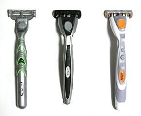 安全剃刀の比較|快適な髭剃り